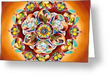 Mandala For Moms Greeting Card