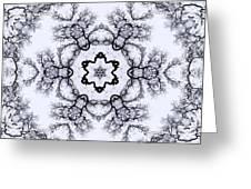 Mandala100 Greeting Card