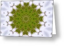 Mandala103 Greeting Card