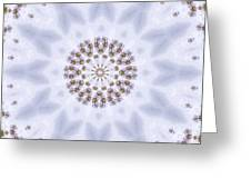 Mandala105 Greeting Card