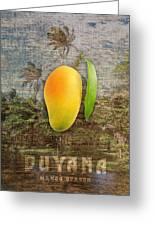 Mango Season Greeting Card