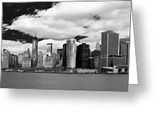 Manhattan 10450 Greeting Card