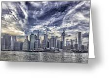 Manhattan Greeting Card