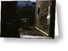 Manhattan Mystery Greeting Card