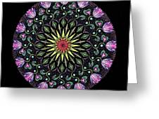Manifestation Greeting Card