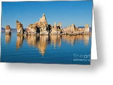 Mono Lake Tufa Greeting Card