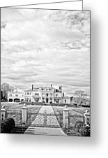 Mansion Rye New Hampshire Open Edition Greeting Card