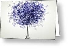 Maple Tree 3 Greeting Card