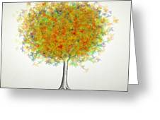 Maple Tree 9 Greeting Card