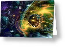 Maraxus Greeting Card