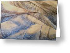 Marble 12 Greeting Card