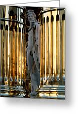 Marble Statue Greeting Card