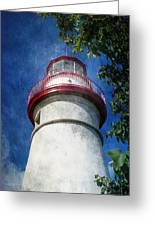 Marblehead Lighthouse 2 Greeting Card