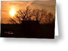 March Sunrise4 Greeting Card by Jennifer  King