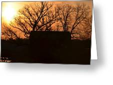 March Sunrise5 Greeting Card by Jennifer  King