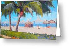 Marco Island Greeting Card