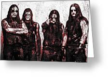 Marduk Greeting Card