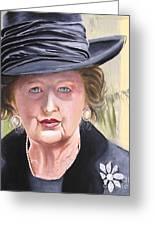 Margaret Greeting Card