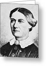 Margaret Taylor (1788-1852) Greeting Card