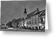 Maribor Greeting Card