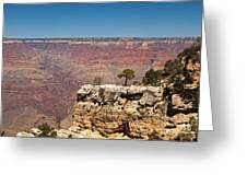 Maricopa Point Grand Canyon National Park Greeting Card