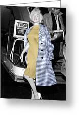 Marilyn Monroe 6 Greeting Card