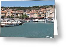 Marina Cassis Greeting Card