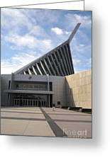 National Museum Of The Marine Corps In Triangle Virginia Greeting Card
