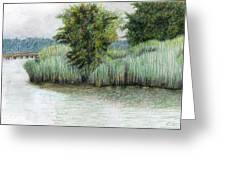 Mariner Point Park Greeting Card
