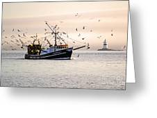 Maritime Heritage 2 Greeting Card