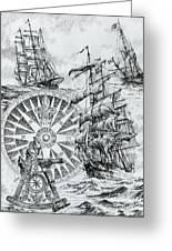 Maritime Heritage Greeting Card