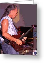 The Heart Of Grand Funk Railroad Greeting Card
