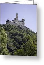 Marksburg Castle 14 Greeting Card