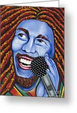 Marley Greeting Card