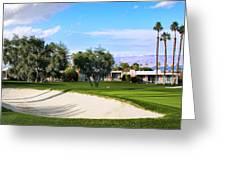 Marrakesh Golf Palm Springs Greeting Card