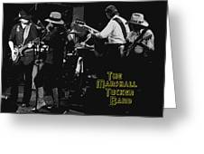 Marshall Tucker At Winterland 1976 Greeting Card