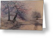 Marshell Creek Greeting Card
