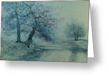 Marshell Creek IIi Greeting Card