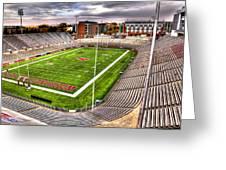Martin Stadium At Washington State Greeting Card by David Patterson