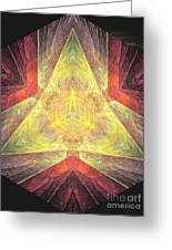 Marucii 238-03-13 Abstraction Greeting Card