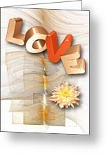 Marucii 277-07-13 Love Greeting Card