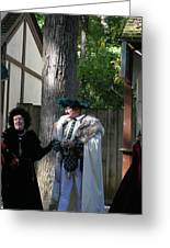 Maryland Renaissance Festival - People - 121223 Greeting Card by DC Photographer