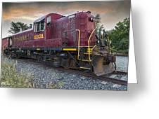 Maryland_delaware 1201 Greeting Card
