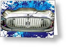 Maserati Granturismo I I I Greeting Card