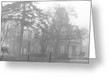 Mason House Greeting Card