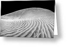 Maspalomas Dune Greeting Card