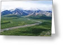 Mass Wilderness Greeting Card