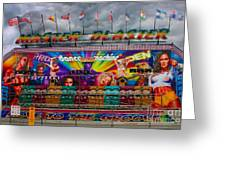 Master Blaster All The Fun Of The Fair Greeting Card