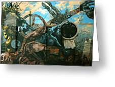Mater Greeting Card