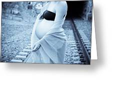 Maternity Leave Greeting Card by Denice Breaux